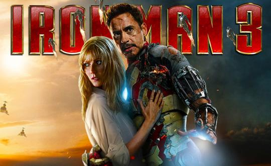 Iron Man 3'ten rekor gibi has�lat